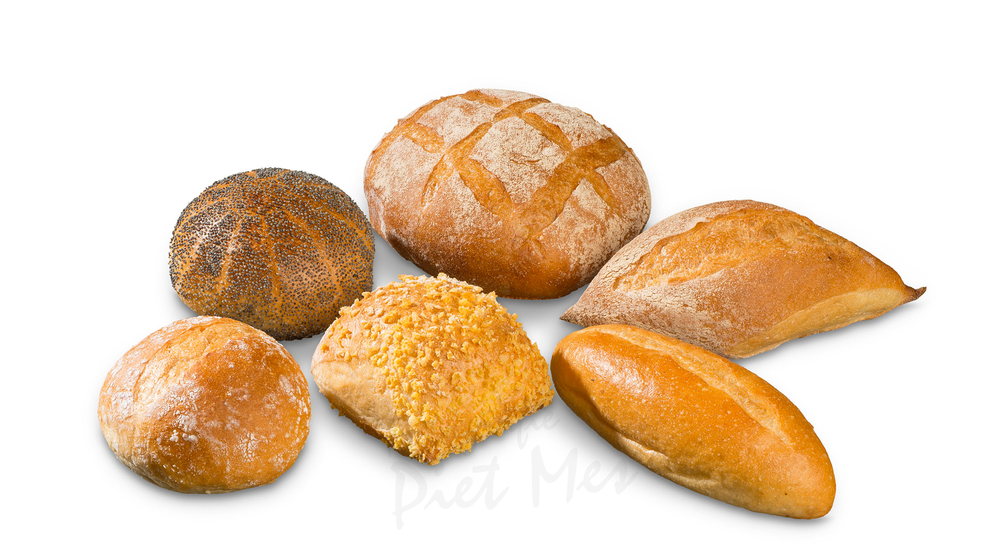 Productfotografie Brood